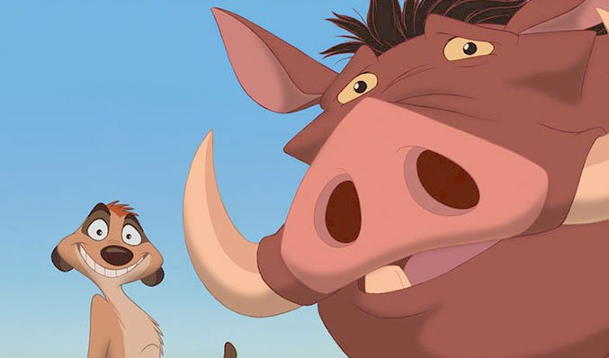 Timon And Pumbaa In Live Action Lion King To Be Voiced By Seth Rogen And Billy Eichner