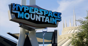 Disneyland's Space Mountain Returns to its Classic Theming This Summer