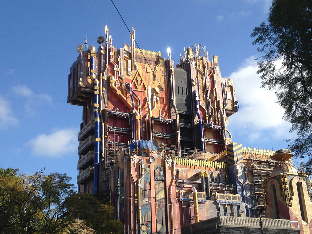 Injured Worker Rescued From Guardians Of The Galaxy