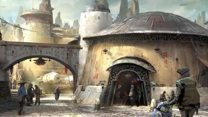 New Details for Star Wars Land Released at Star Wars Celebration