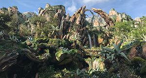 A Sneak Peek Photo Tour of Pandora - The World of Avatar