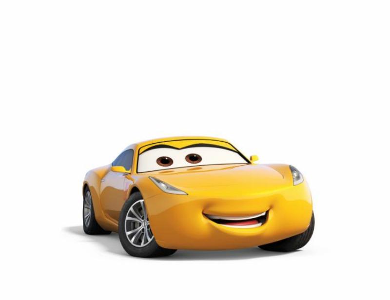 Cruz Ramirez From Disney Pixar Cars 3 Coming To Hollywood
