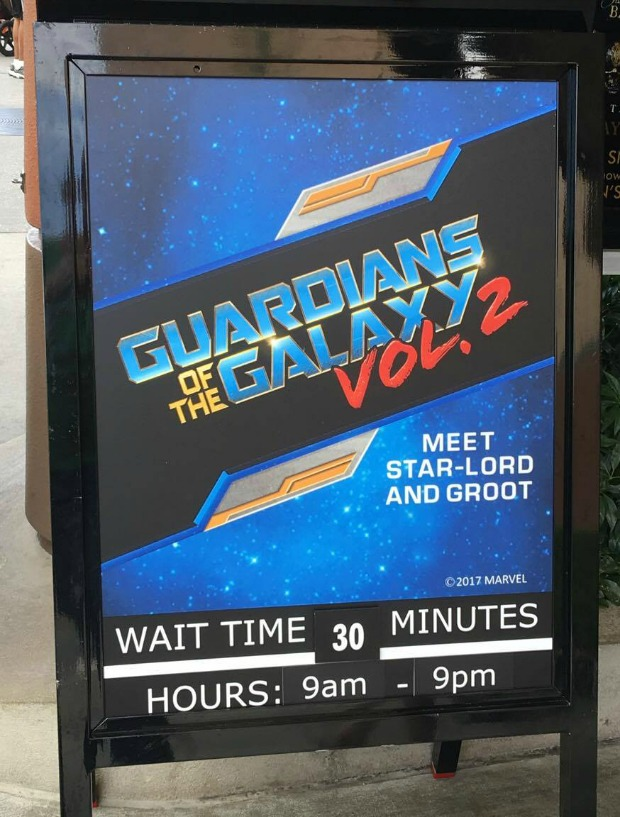 GotGVol2 Meet and Greet