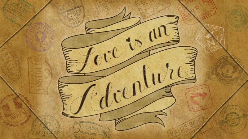 Love is an Adventure