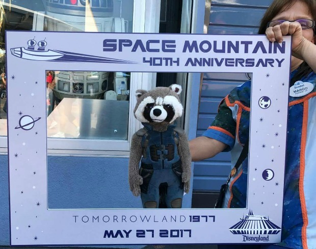 Space Mtn 40th
