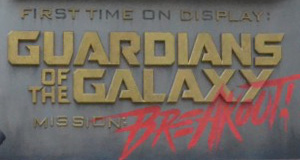 My Thoughts About Guardians of the Galaxy - Mission: BREAKOUT!