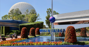 Permits for Epcot Hint at Future Construction to the Park