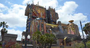 A Tour of the Collector's Fortress at California Adventure