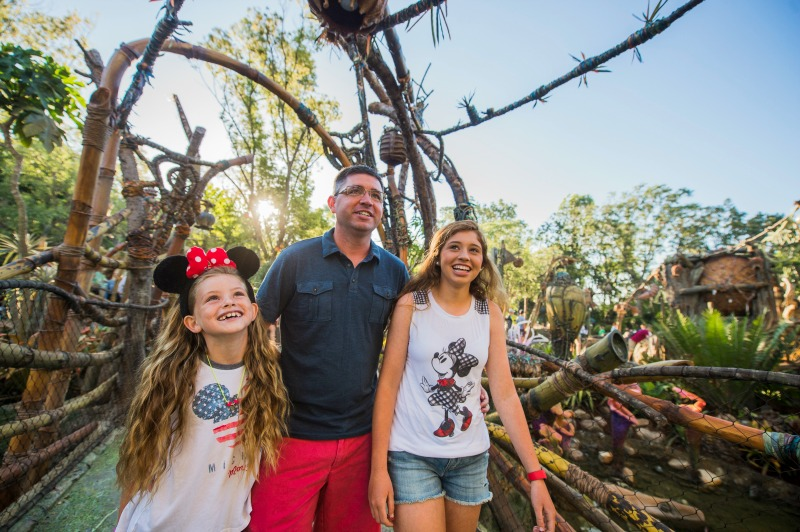 2018 Walt Disney World Vacation Packages Can Be Booked On