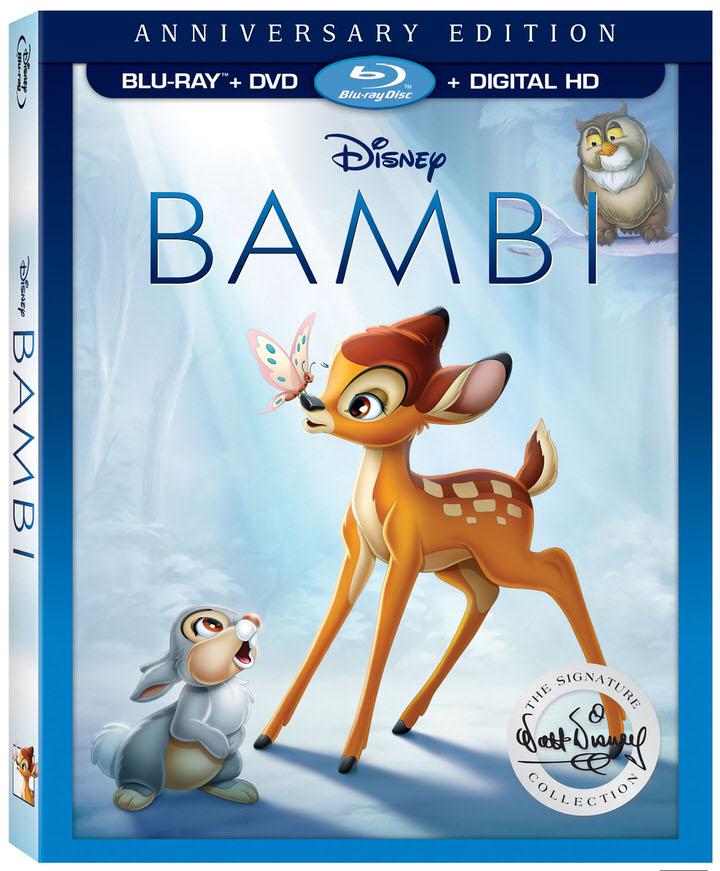 BambiSignatureCollectionBlurayCombo