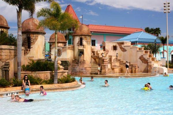 Mive Drop In Room Rates For The Summer At Disney S Caribbean Beach Resort