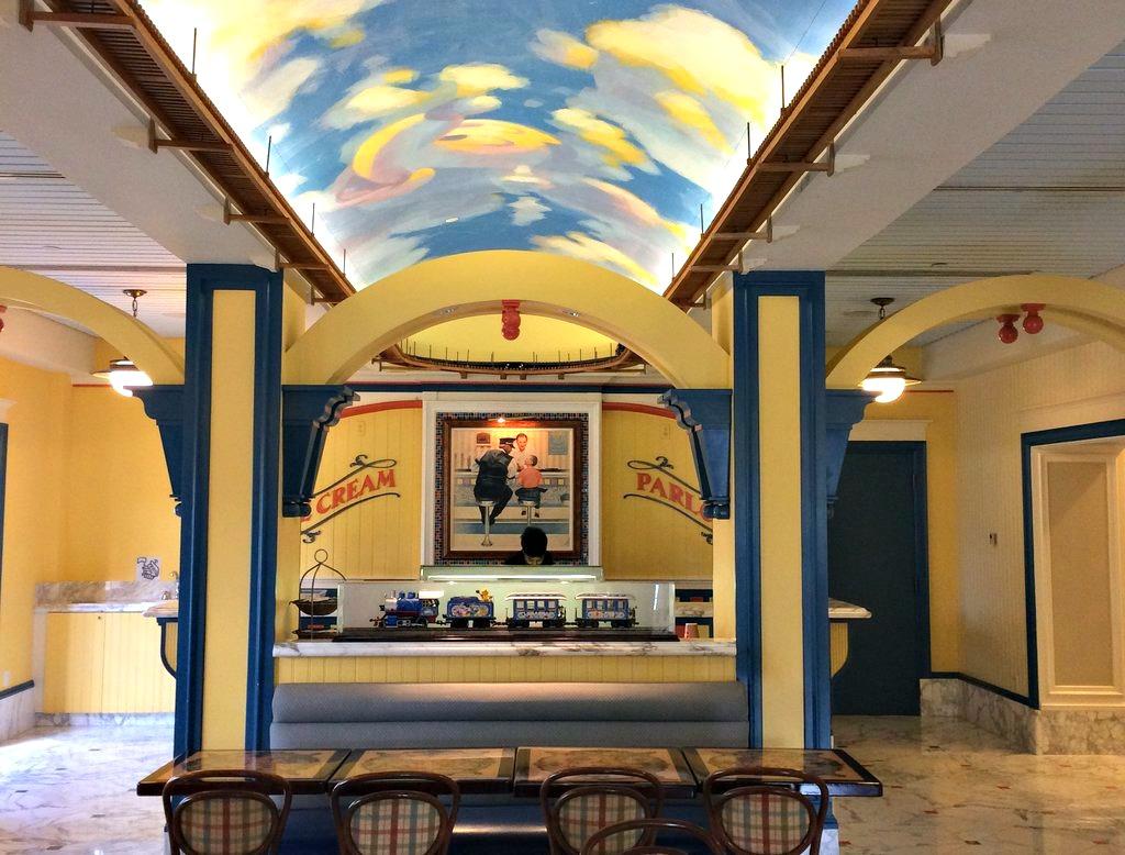 DVC Ice Cream Room