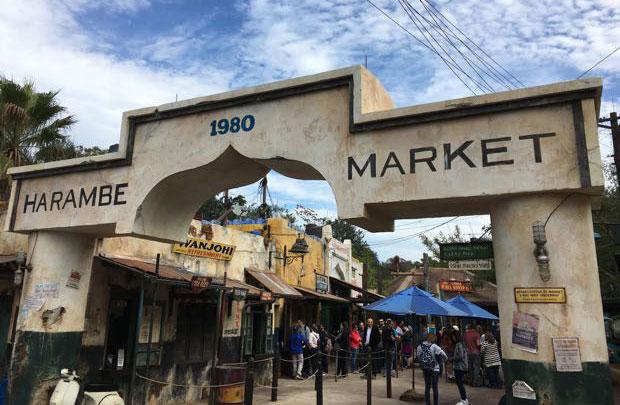 Harambe-Market
