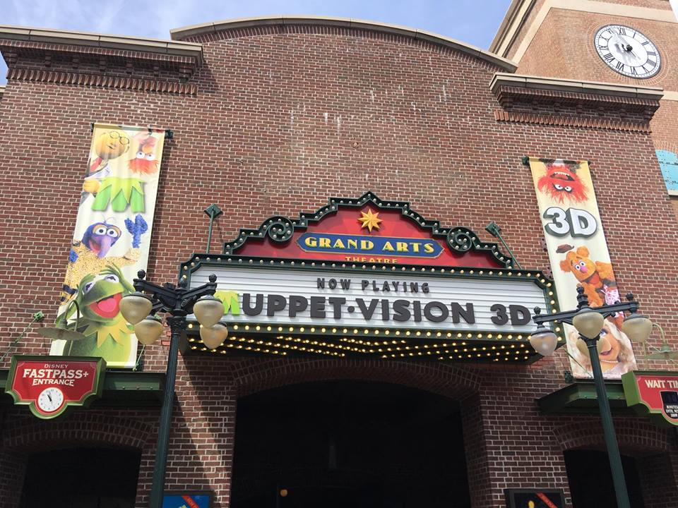 Muppets 3D two
