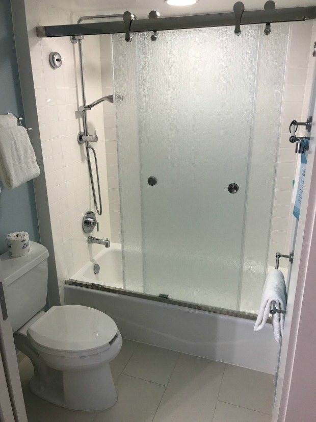 Pop Century Shower