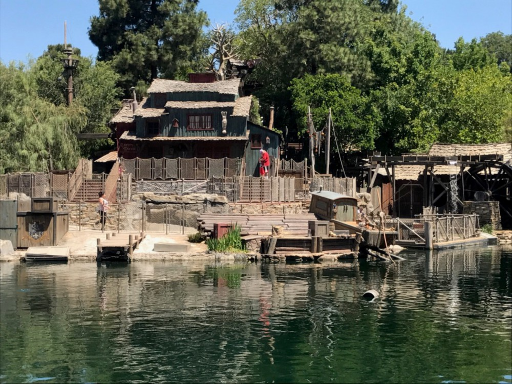 A Photo Tour Of The Newly Reopened Tom Sawyer Island At Disneyland