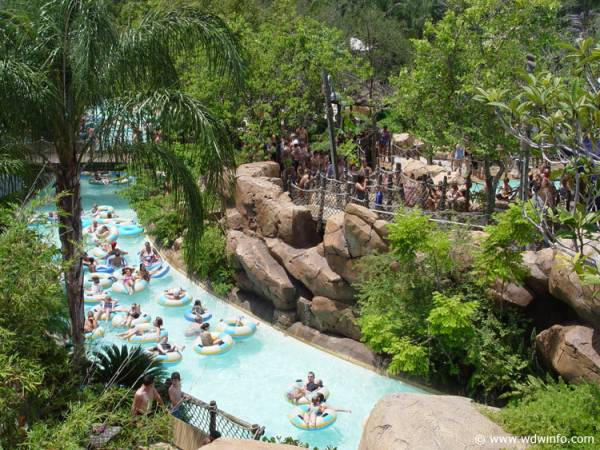 Disney S Typhoon Lagoon Water Park Closed For The Second
