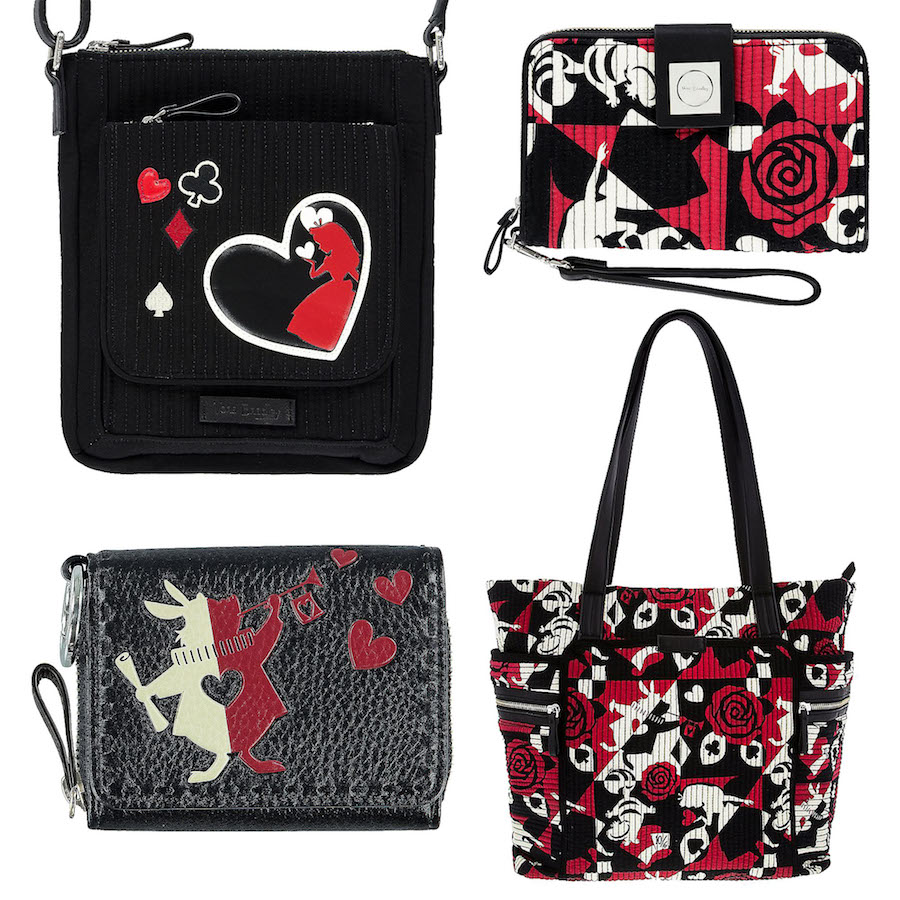 New Vera Bradley Collection Celebrates Alice in Wonderland 7811ee4ab3d21