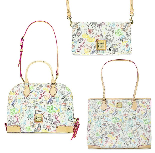 bcff27c1eb3 New Dooney   Bourke Handbag Designs Coming to Disney Parks This Summer