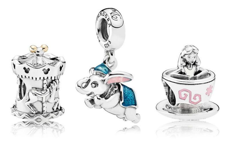 Celebrate Fantasyland With New Charm Set From Pandora Jewelry