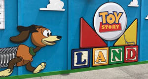 Disney Hollywood Studios Construction Update - Photos
