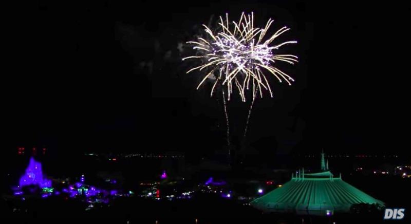 CA Grill Fireworks