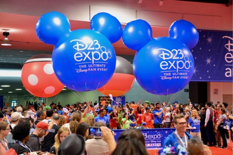 D23 Expo Balloons - 1