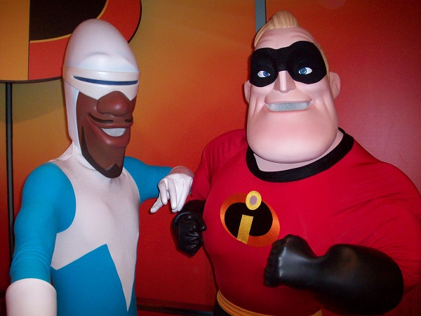 Mr. I & Frozone