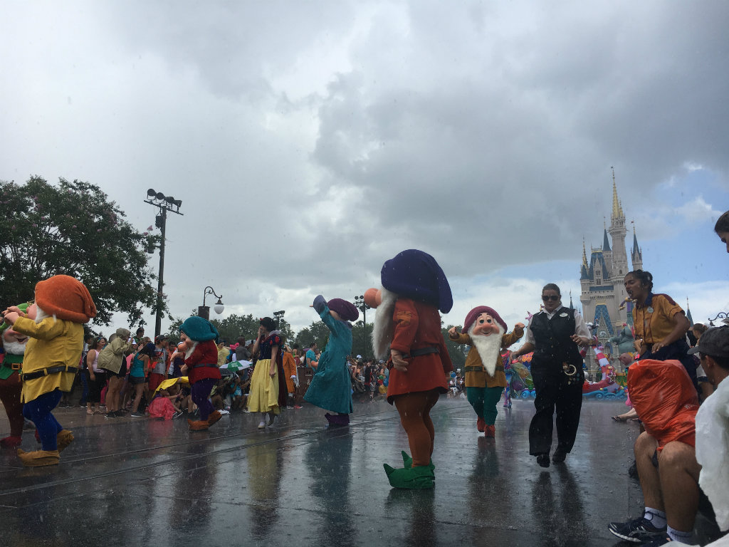 Rain on Parade