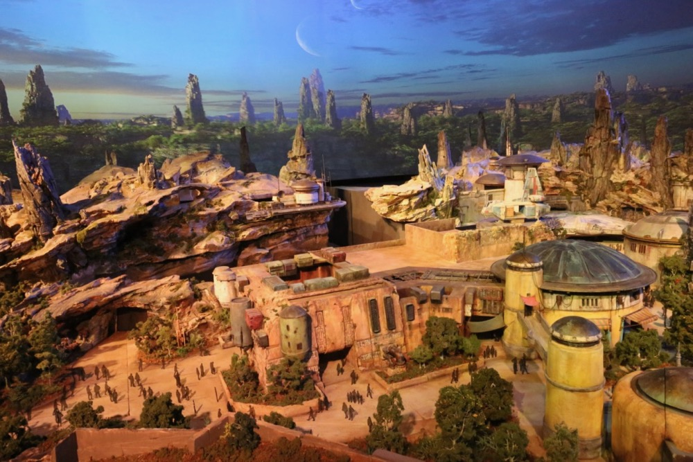 Star Wars Land Will Be Officially Named Star Wars Galaxy S