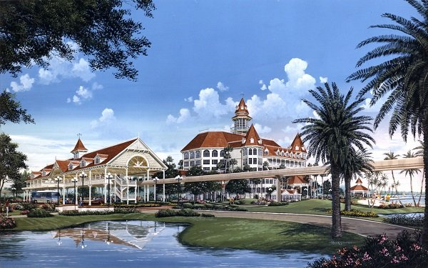 WATG_Grand Floridian Resort (8)2