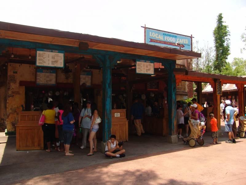 Yak & Yeti Local Food Cafe