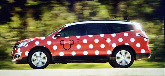 minnie-van
