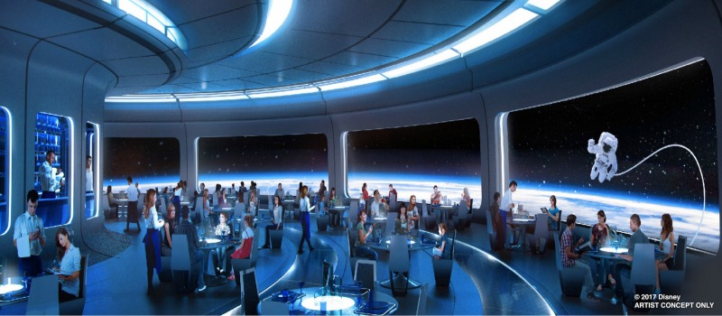 Space 220 coming to Epcot