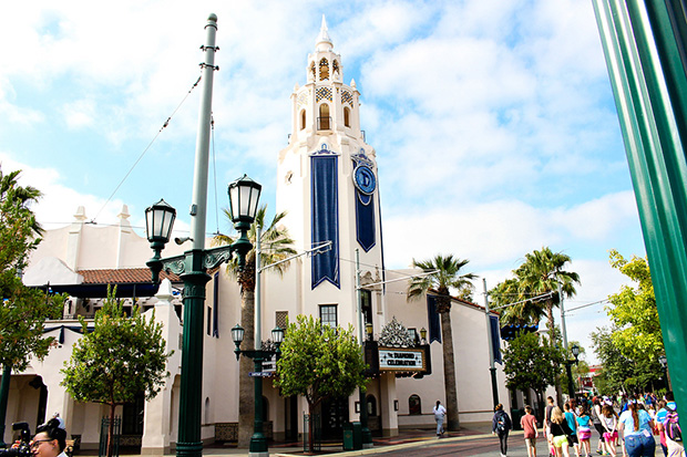 Carthay Circle DCA