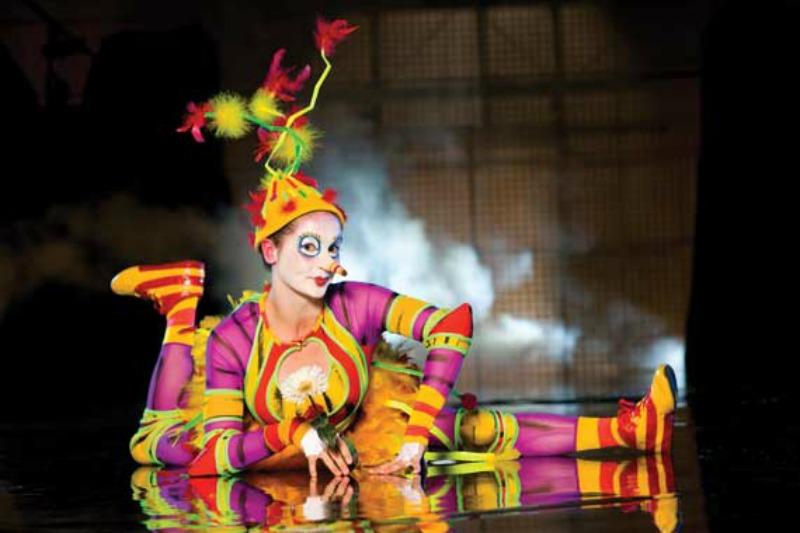 Cirque La Nouba