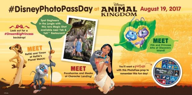 DisneyPhotoPassDay DAK