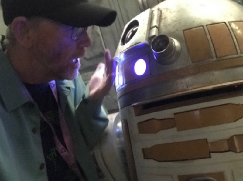 Han Solo New Droid
