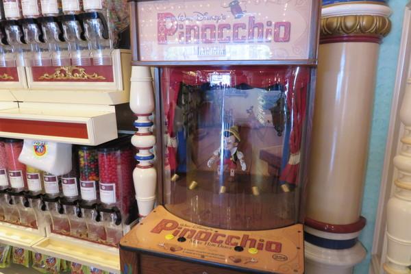 Time to make Pinocchio dance.