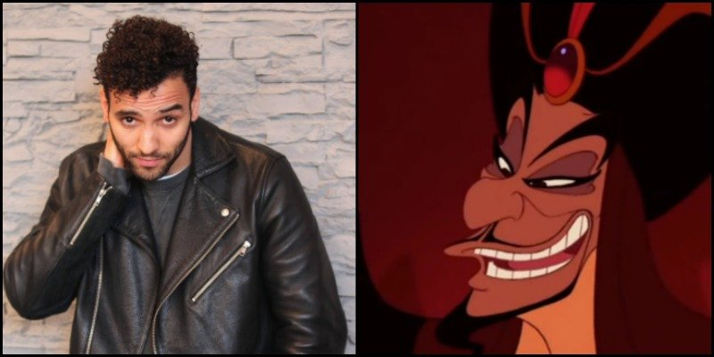 Jafar Aladdin Collage