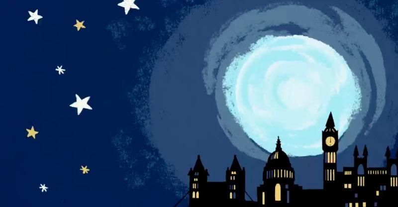 Peter Pan London Cover