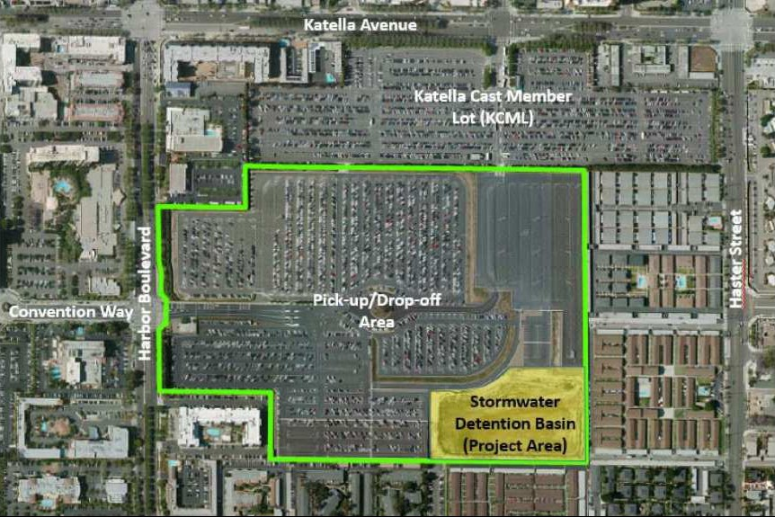 Disneyland To Add 455 Spaces To The Toy Story Parking Lot