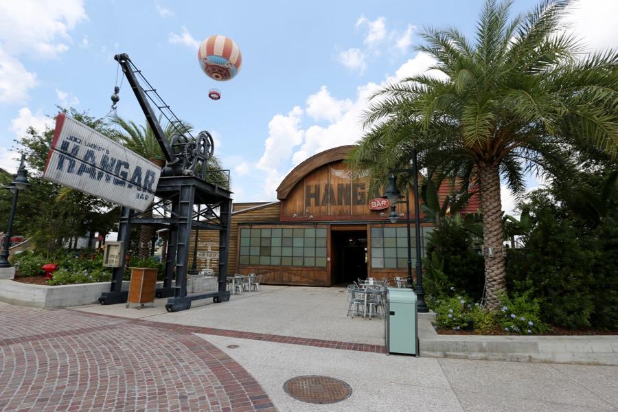 Jock Lindsey S Hangar Bar At Disney Springs Now Offers