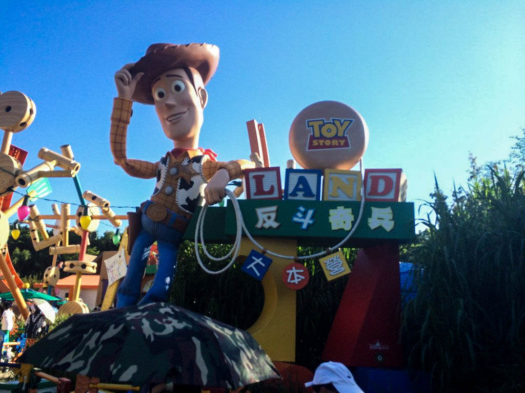 Will Toy Story Land Be Any Good A Sneak Preview From Hong Kong