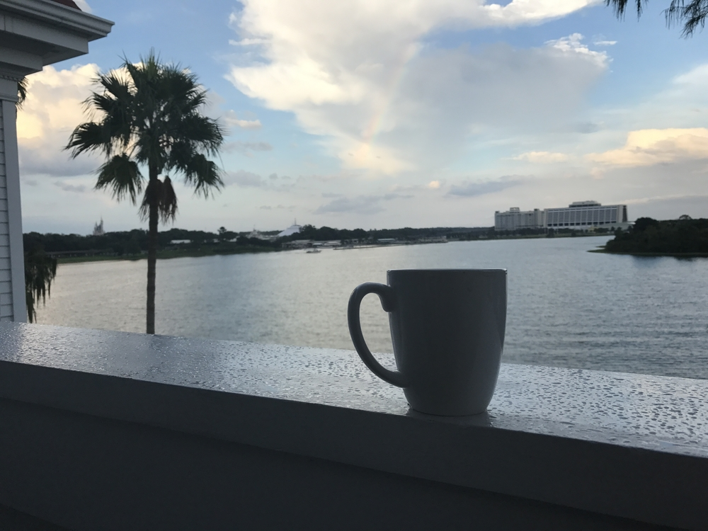 Ashley S Cooke Grand Floridian Coffee