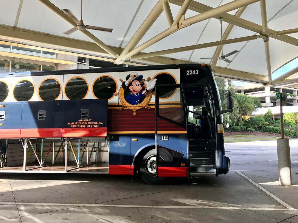 Ashley S Cooke Hurricane Irma Magical Express Bus
