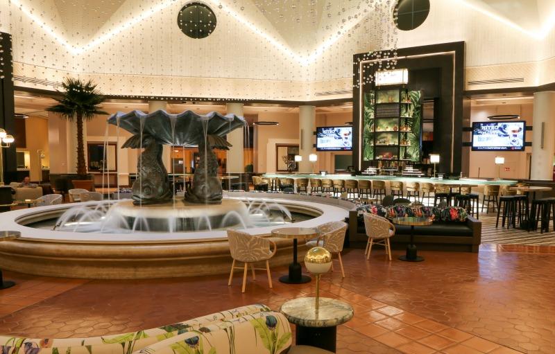 Walt Disney World Swan And Dolphin Resort Completes