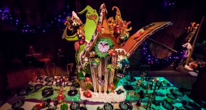 The 2017 Haunted Mansion Holiday Gingerbread House is Unveiled