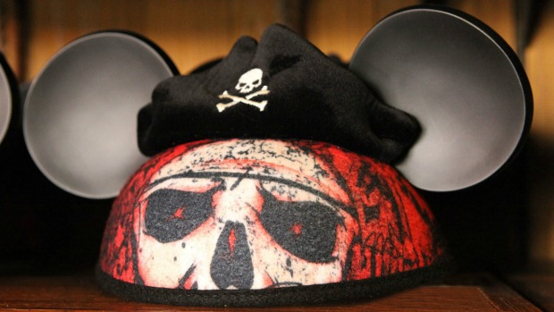 Pirate Mickey Mouse Ear Hat