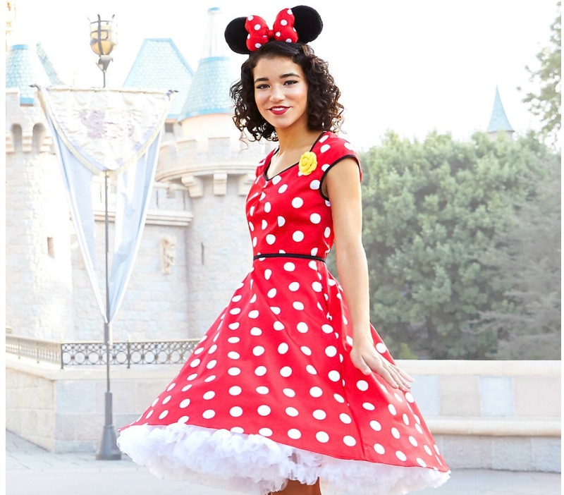 Retro Minnie Dress